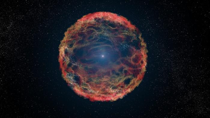 010 supernova remnant 2