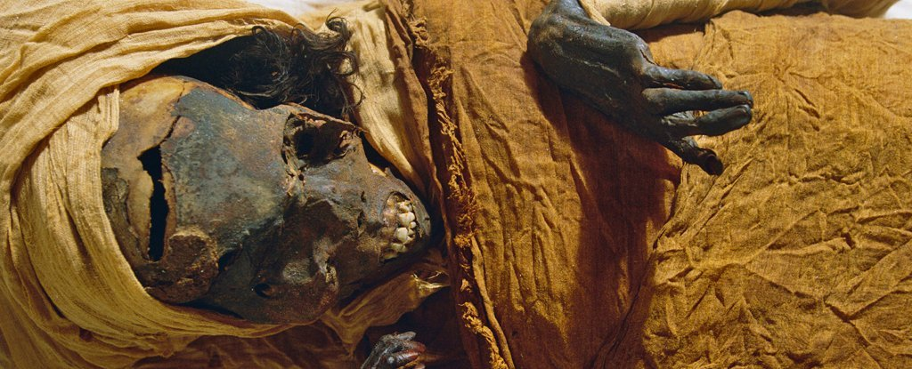 The Oldest Identified Mummification 'Recipe' Has Been Unearthed, And It is Intense