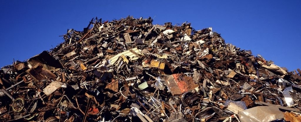 Scientists Ranked The Most Dangerous And Toxic Pollutants in US Landfills