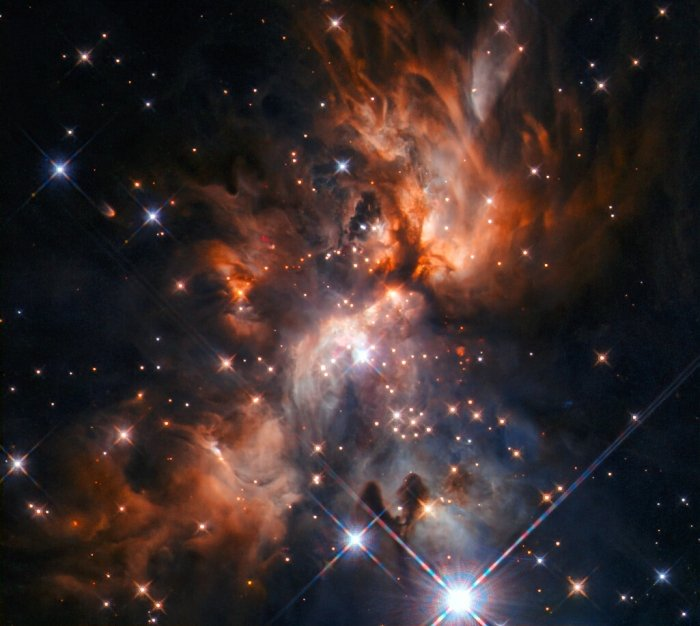 star forming