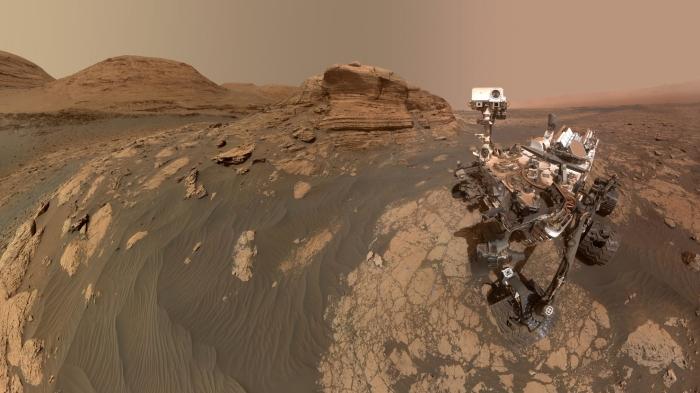 curiosity dust