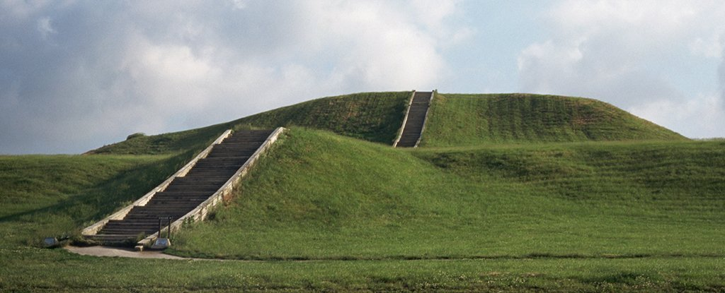 Cahokia Mounds State Historic Site.