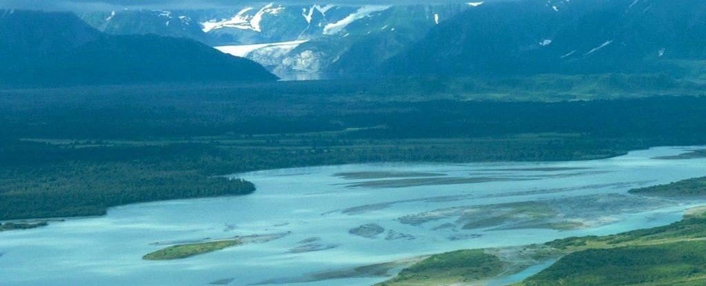 Alsek River.