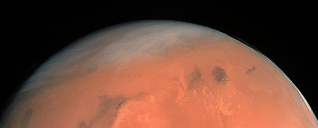 There's Evidence Volcanoes Are Active on Mars, Raising Chances of Recent Habitability - ScienceAlert