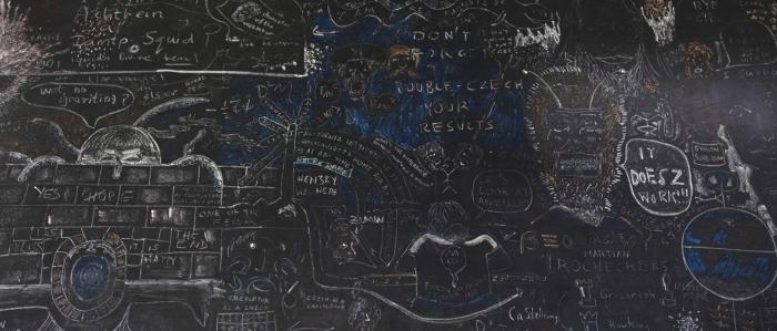 blackboard inset