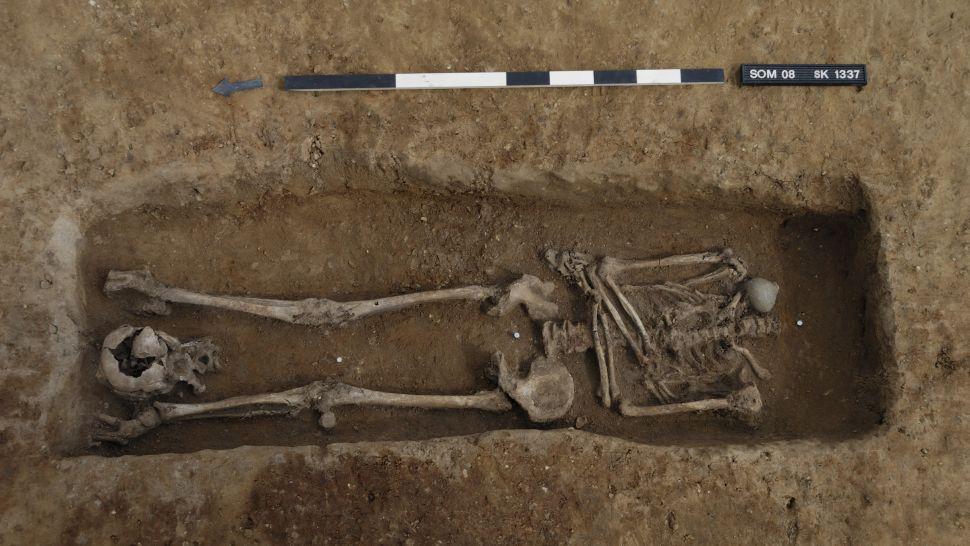 (Dave Webb, Cambridge Archaeological Unit)