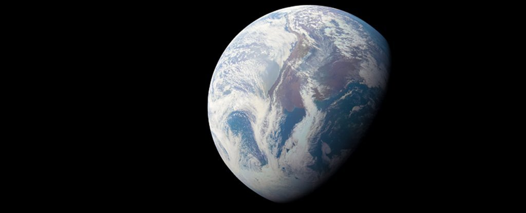 These Glorious Snapshots of Earth From The Juno Probe Will Melt Your Heart – ScienceAlert