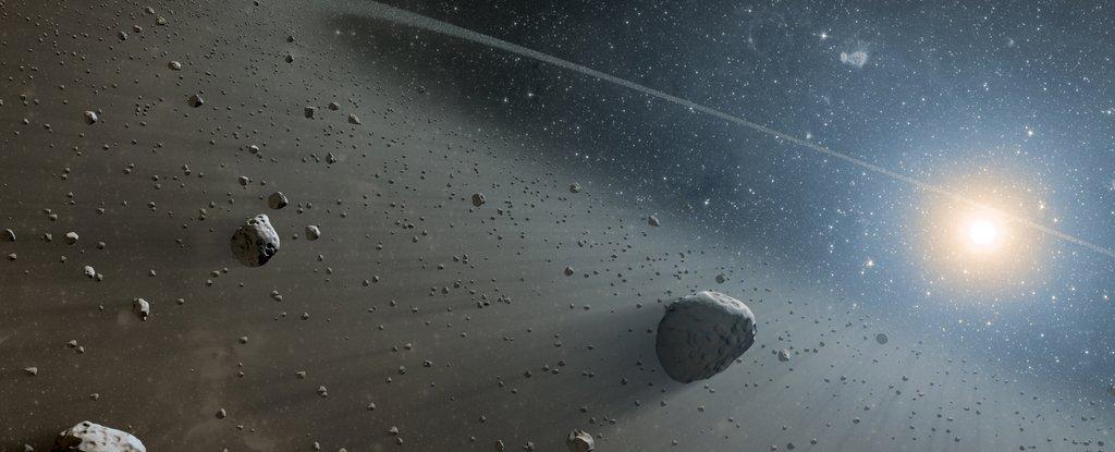 Surprise Discovery Buried in 500 Million Years of Meteorite Impacts on Earth - ScienceAlert