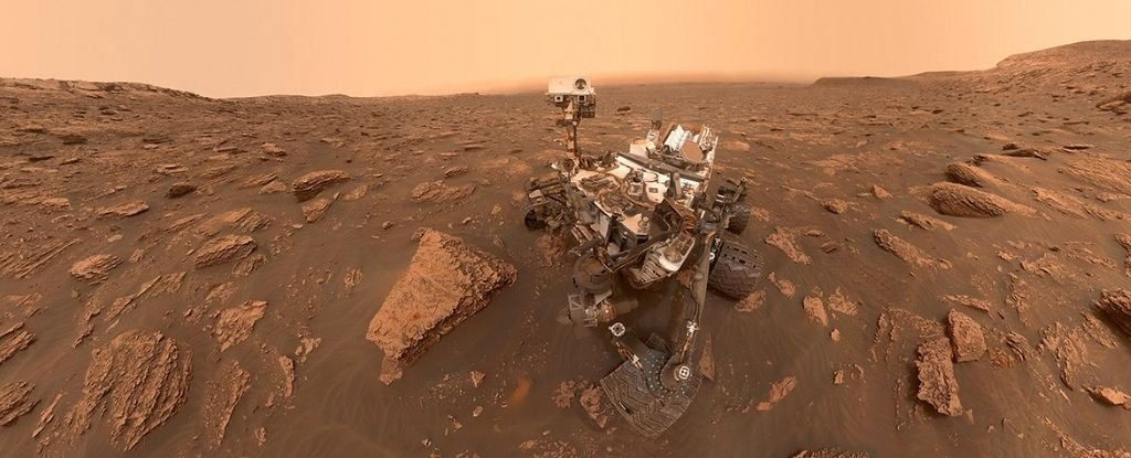 Methane Keeps Showing Up on Mars. NASA Just Got Closer to Solving The Mystery