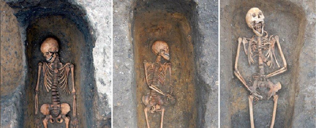 Plague Victims Weren