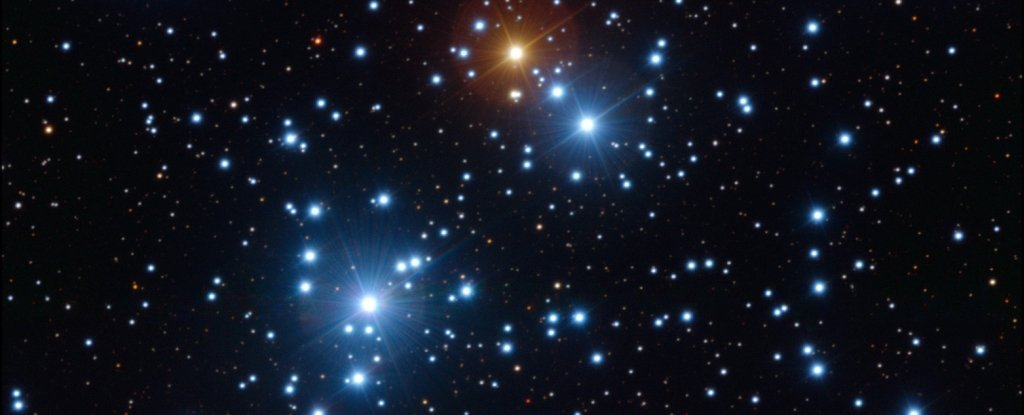 In Surprise Discovery Astronomers Find Huge Star Cluster in Our Cosmic Backyard – ScienceAlert