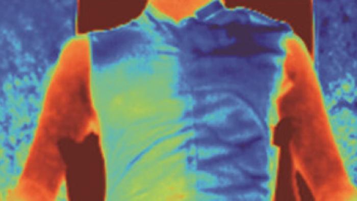 Jaunais meta-audums atdzesē cilvēka ķermeni par 5 grādiem pēc Celsija