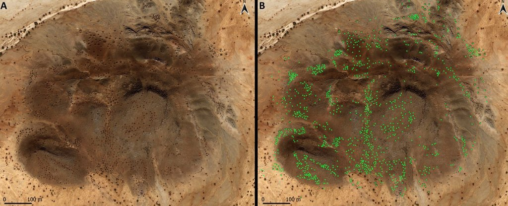 Thousands of Ancient Islamic Tombs Found Mysteriously Arranged in 'Galactic' Patterns