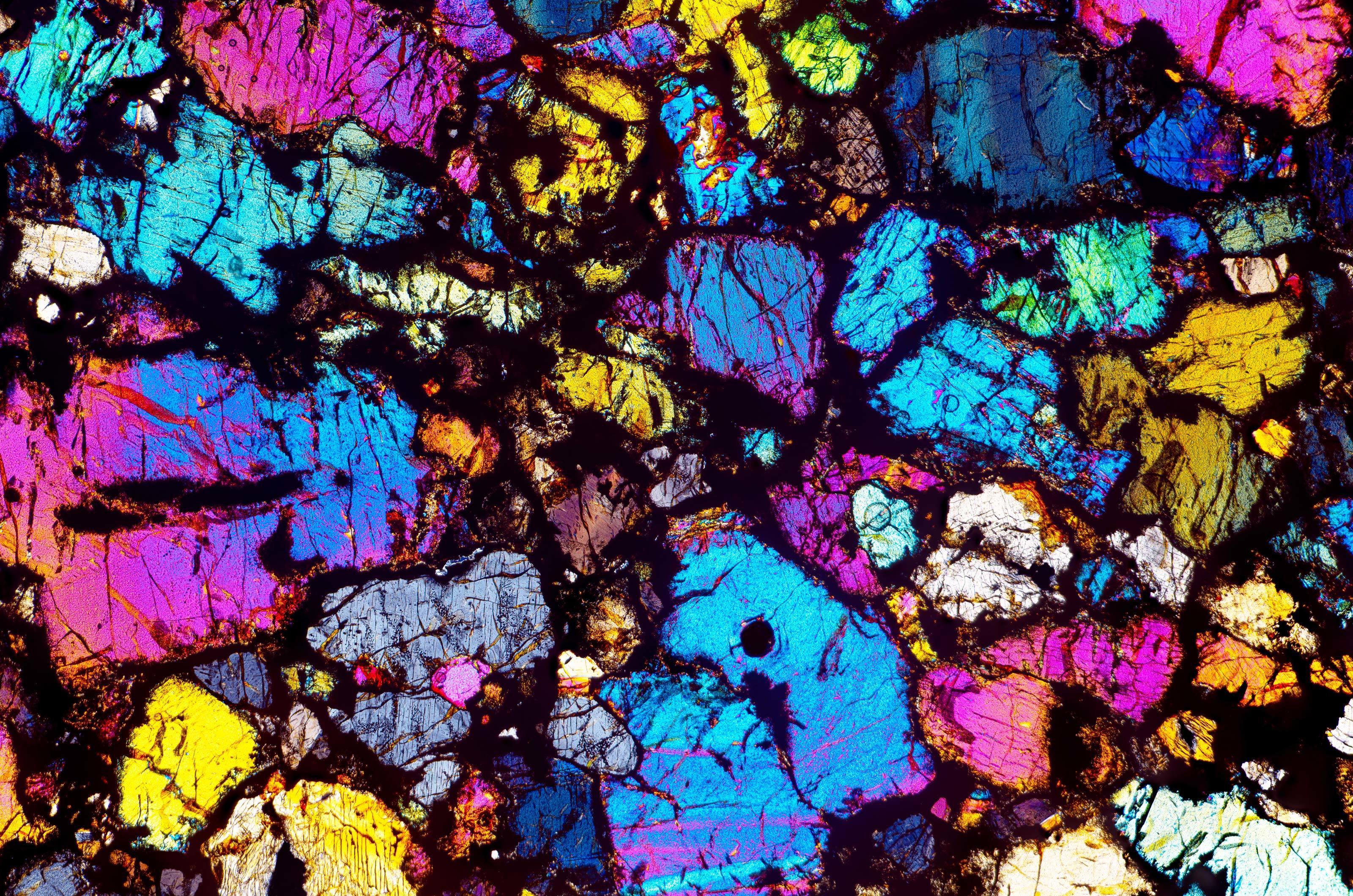 Don Komarechka meteorite slice2