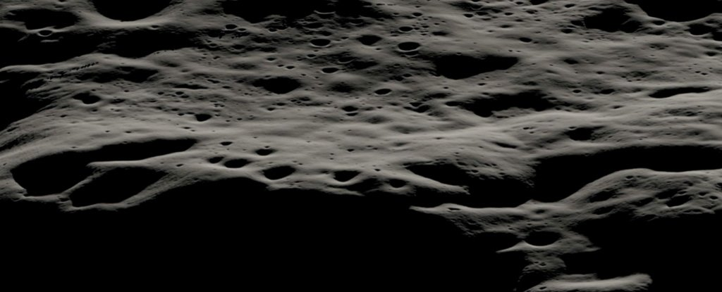 NASA Announces a Dark, Eerie Moon Landing Site For Its Next Rover Mission