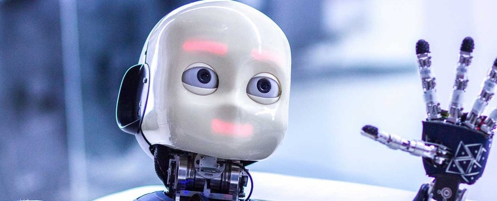 When Robot Eyes Gaze Back at Humans, Something Changes in Our Brain And Behavior
