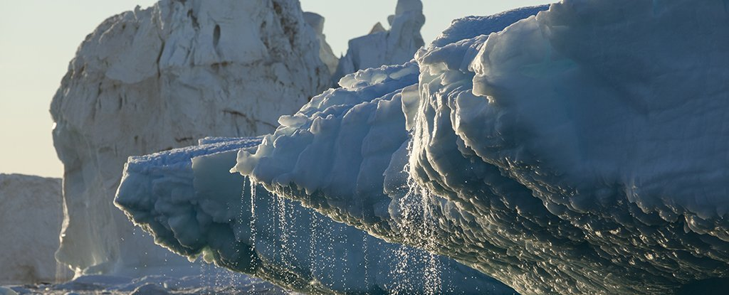 Ice Melt at The Poles Is Now Causing Hidden Changes to Earth's Crust on a Huge Scale