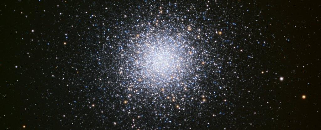 Globular cluster M13.