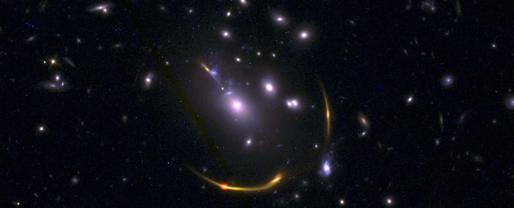 We Finally Know Why Some of The Earliest Galaxies Stopped Forming 12 Billion Years Ago
