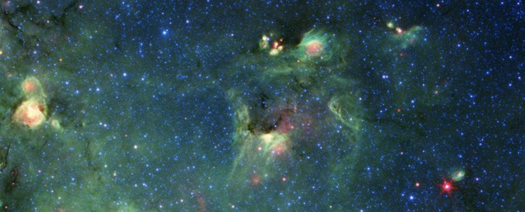 Gigantic Movie Monster Discovered Lurking in Space... If You Look Closely