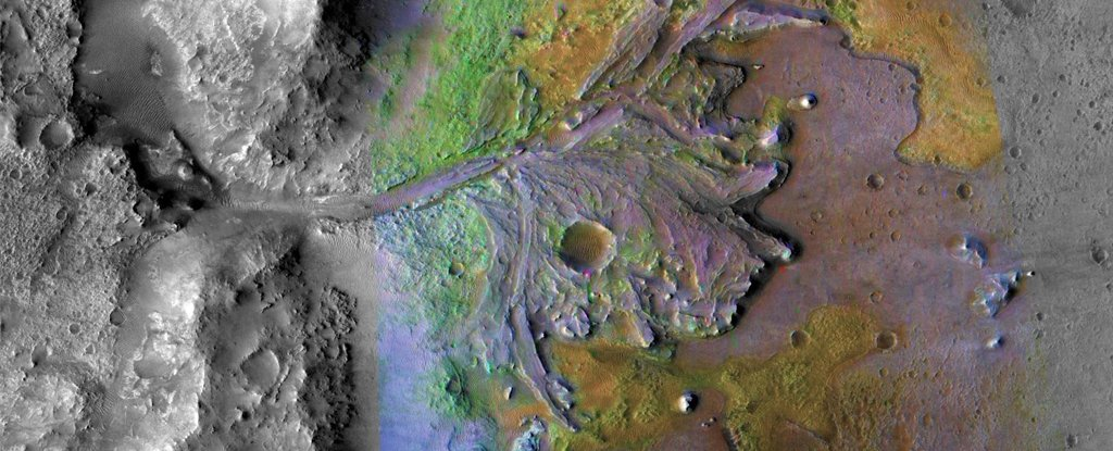 NASA Confirms What They Suspected About Jezero Crater on Mars All Along