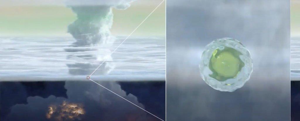 Giant 'Mushballs' Could Be Hiding The Missing Ammonia on Neptune And Uranus