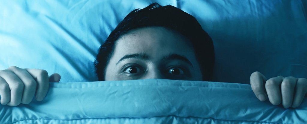 Why Do We Wake Up at 3am And Dwell on Our Fears? A Psychologist Explains