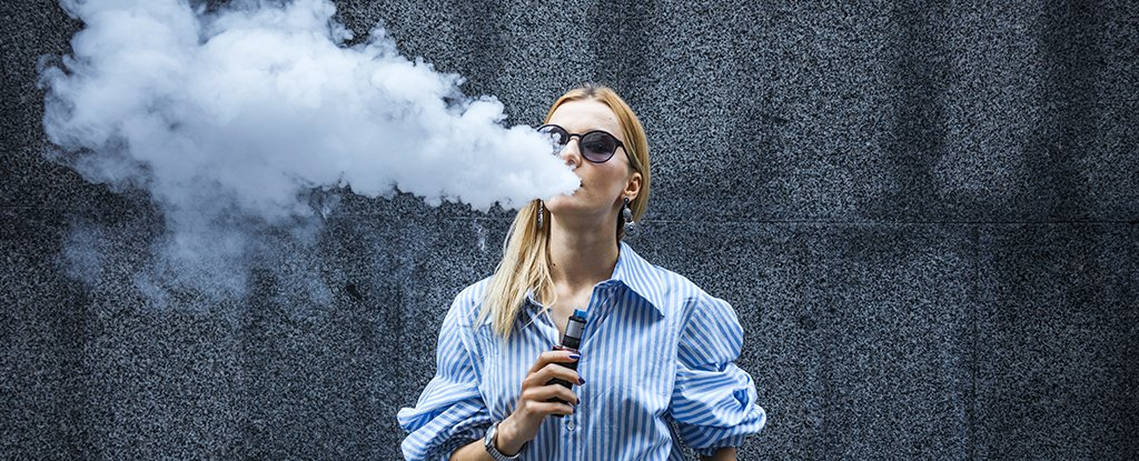 Trying to Quit Smoking? Vapes May Not Be Your Best Option, New Evidence Shows