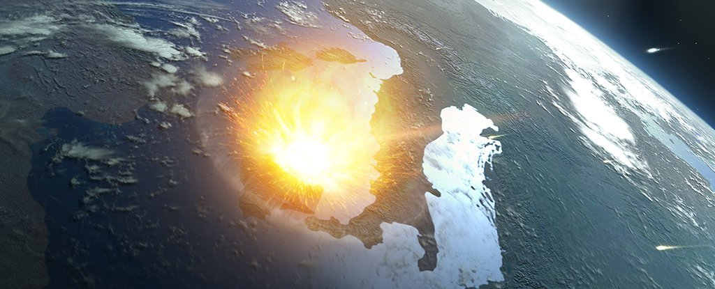 Nuking an Asteroid to Prevent Armageddon Could Actually Work, Study Shows