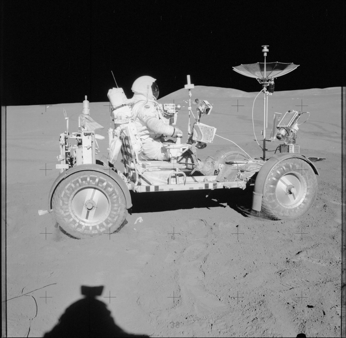 Incredible high-res photos of the Apollo missions have ...