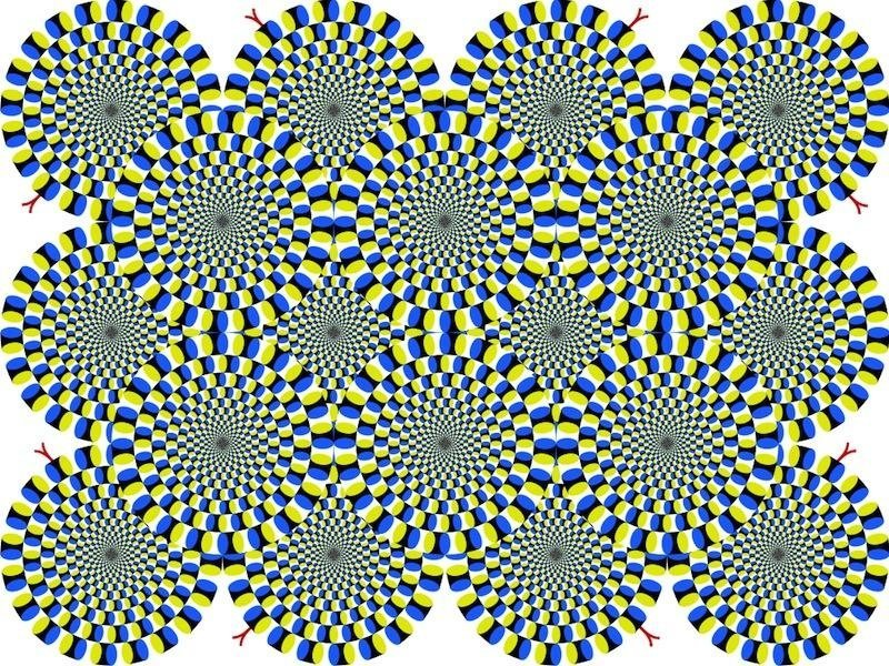 10 Mind Melting Optical Illusions That Will Make You Question Reality