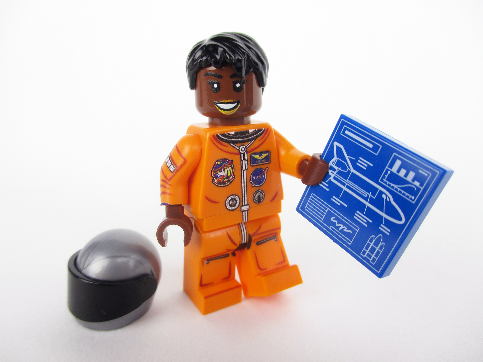 Come quick, Lego's thinking about making a female NASA ...