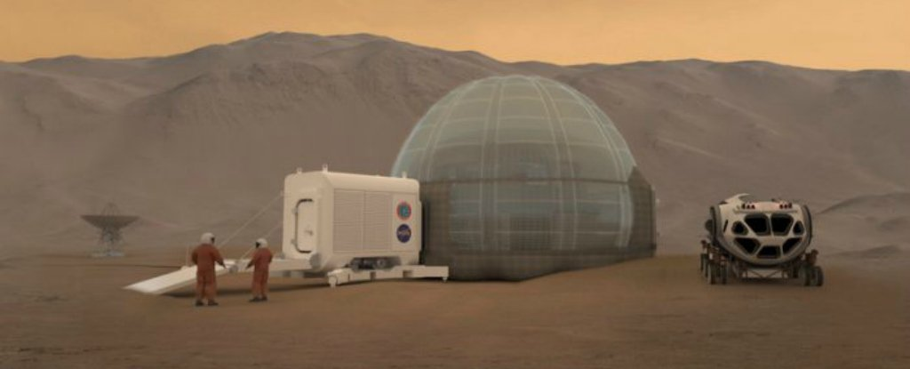 NASA Just Released Its Incredibly Cool Concept For Houses on Mars Crazy Ice House Design on crazy lifts, crazy home decor, crazy building, crazy green, weird interior designs, beautiful home designs, crazy furniture, crazy looking houses, mystsery t-shirt designs, crazy land, crazy shipping container homes, wierd houses designs, outdoor wallpaper designs, crazy art, crazy bird houses, colorful door designs, crazy custom homes, crazy architecture, crazy interior design, crazy shower,
