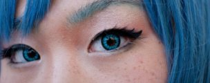 Blue eyes have been linked to higher rates of alcohol dependence