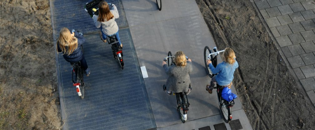 The Solar Road In The Netherlands Is Working Even Better