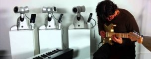 WATCH: A musician and his robots improvise together