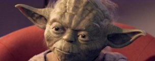 A physicist has calculated how much Yoda weighs