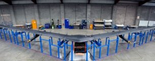 Facebook is preparing its Internet-beaming drone for maiden launch