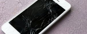 Soon your cracked smartphone screen will be able to self-repair