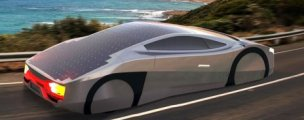 Meet the Immortus, the world's first solar-powered exotic sports car