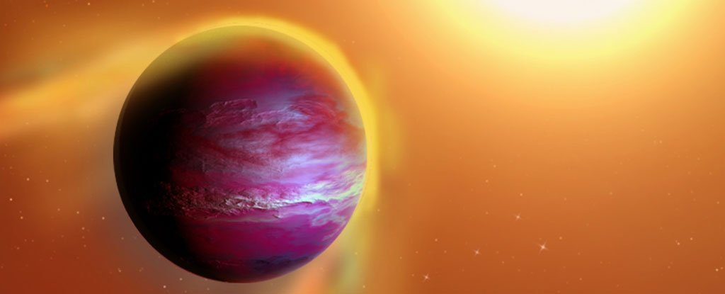 Astronomers Have Discovered a Potential New Planet Locked in a Death Spiral