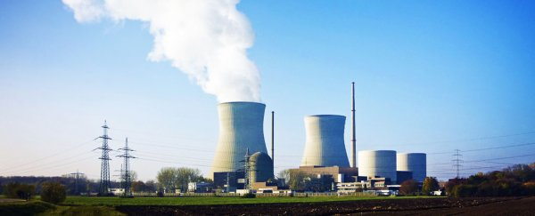 Multiple computer viruses have been discovered in this German nuclear plant