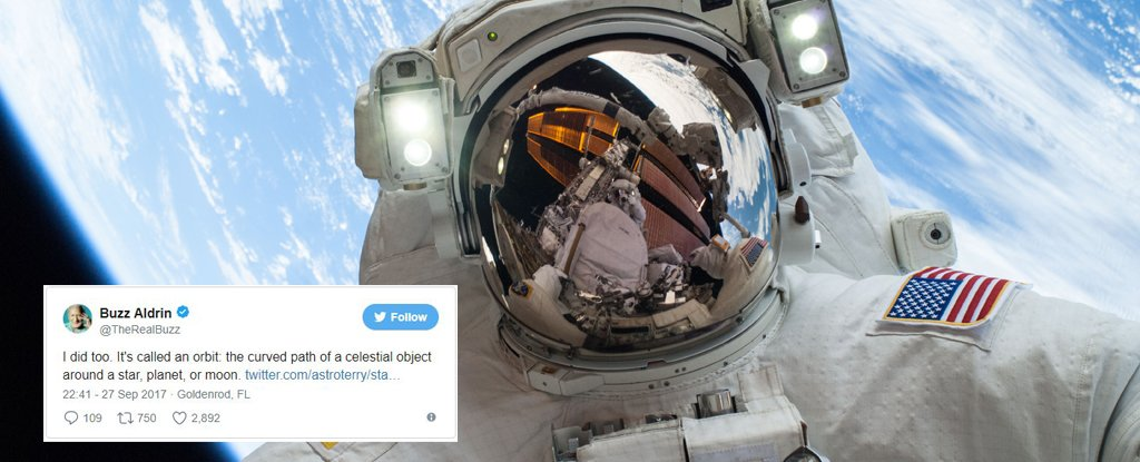 Astronauts Are Roasting B.o.B's Flat Earth Satellite And It's Amazing