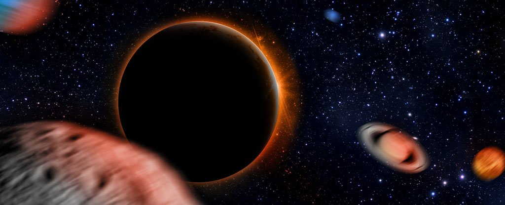 If Planet Nine Exists It Could Spell Disaster For Other