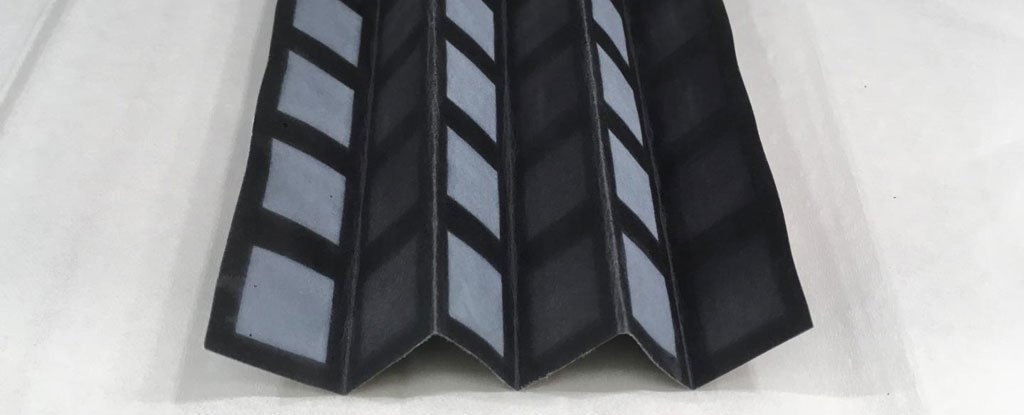 This Foldable Battery Is Powered by Bacteria From Wastewater