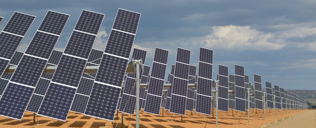 Urban Solar Panels Can Power California Five Times Over