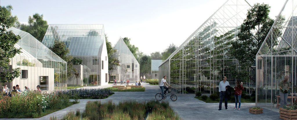 This Dutch Town Will Grow Its Own Food, Live Off-Grid, And Handle Its Own Waste