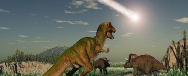 The dinosaurs might have died a much slower death than we thought