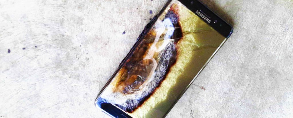 Samsung is recalling 2.5 million Galaxy Note 7 smartphones over exploding battery fears