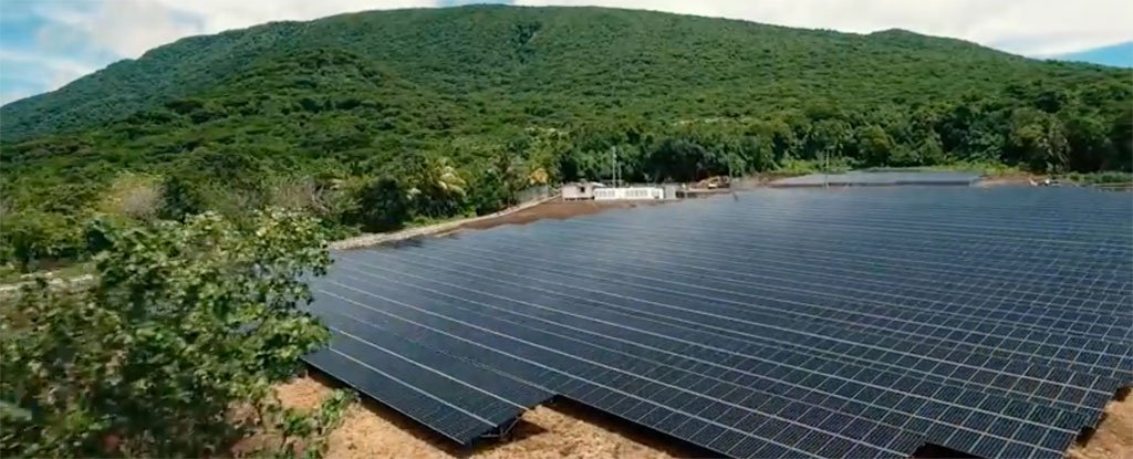 This Island in American Samoa Is Almost 100% Powered by Tesla Solar Panels